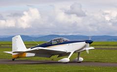 G-IOSL RV-9, Scone (wwshack) Tags: egpt psl perth perthkinross perthairport perthshire rv9 scone sconeairport scotland giosl