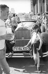 Rollei retro 100_16 (Piotr Pilat) Tags: retro100 rollei canonef2470f4l canoneos3 canon film bw belarus by minsk беларусь минск авто ретро avto retro