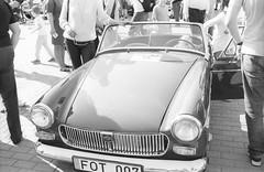 Rollei retro 100_23 (Piotr Pilat) Tags: retro100 rollei canonef2470f4l canoneos3 canon film bw belarus by minsk беларусь минск авто ретро avto retro