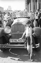 Rollei retro 100_17 (Piotr Pilat) Tags: retro100 rollei canonef2470f4l canoneos3 canon film bw belarus by minsk беларусь минск авто ретро avto retro
