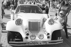 Rollei retro 100_09 (Piotr Pilat) Tags: retro100 rollei canonef2470f4l canoneos3 canon film bw belarus by minsk беларусь минск авто ретро avto retro