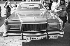Rollei retro 100_05 (Piotr Pilat) Tags: retro100 rollei canonef2470f4l canoneos3 canon film bw belarus by minsk беларусь минск авто ретро avto retro