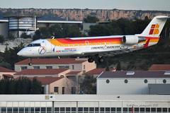 EC-JEF (mduthet) Tags: ecjef canadair crj200 airnostrum aéroportmarseilleprovence