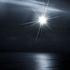 Ombres et lumières (claude_porignon) Tags: groupenuagesetciel mer ciel nuage soleil nikon 28300f35