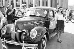 Rollei retro 100_34 (Piotr Pilat) Tags: retro100 rollei canonef2470f4l canoneos3 canon film bw belarus by minsk беларусь минск авто ретро avto retro