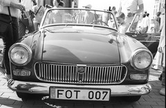 Rollei retro 100_24 (Piotr Pilat) Tags: retro100 rollei canonef2470f4l canoneos3 canon film bw belarus by minsk беларусь минск авто ретро avto retro