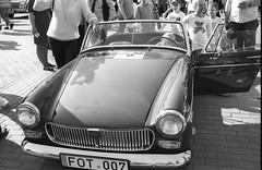 Rollei retro 100_22 (Piotr Pilat) Tags: retro100 rollei canonef2470f4l canoneos3 canon film bw belarus by minsk беларусь минск авто ретро avto retro