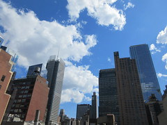 2019 June Clouds and Virtual Clock Tower Turned On 2019 (Brechtbug) Tags: 2019 april clouds virtual clock tower turned from hells kitchen clinton near times square broadway nyc 06212019 new york city midtown manhattan spring springtime weather building dark low hanging cumulonimbus cumulus nimbus cloud hell s nemo southern view
