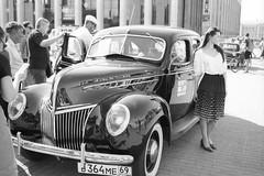 Rollei retro 100_33 (Piotr Pilat) Tags: retro100 rollei canonef2470f4l canoneos3 canon film bw belarus by minsk беларусь минск авто ретро avto retro