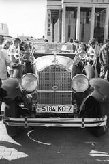 Rollei retro 100_19 (Piotr Pilat) Tags: retro100 rollei canonef2470f4l canoneos3 canon film bw belarus by minsk беларусь минск авто ретро avto retro