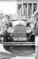 Rollei retro 100_18 (Piotr Pilat) Tags: retro100 rollei canonef2470f4l canoneos3 canon film bw belarus by minsk беларусь минск авто ретро avto retro