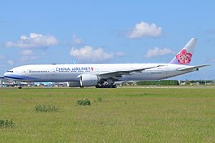 B-18003 (Dutch Civil Aircraft Photography) Tags: chinaairlines boeing 777 boeing777300er ams eham schiphol
