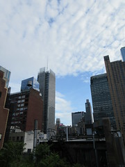 2019 June Clouds and Virtual Clock Tower Turned On 1801 (Brechtbug) Tags: 2019 april clouds virtual clock tower turned from hells kitchen clinton near times square broadway nyc 06212019 new york city midtown manhattan spring springtime weather building dark low hanging cumulonimbus cumulus nimbus cloud hell s nemo southern view