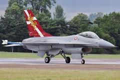 (scobie56) Tags: general dynamics f16am rdaf royal danish air force denmark riat international tattoo fairford