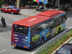 Scania K250UB-WB 824 L (Bryan789) Tags: scaniabus scania scaniak250ub malaysiabuses bus busesinmalaysia rapidkl rapidklbuses