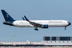 Blue Panorama Boeing 767-300ER EI-GEP | Milano - Malpensa (MXP-LIMC) | 31st May 2019 (Brando Magnani) Tags: