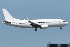 Bul Air Boeing 737-300 LZ-BVS | Milano - Malpensa (MXP-LIMC) | 31st May 2019 (Brando Magnani) Tags: