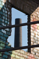 Chatterley Whitfield colliery 04 jun 19 (Shaun the grime lover) Tags: building chimney derelict industrial window chatterleywhitfield colliery coal mine pit staffordshire chell stokeontrent