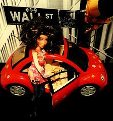 Worldwide VW Beetle Day (marilyntunaitis) Tags: vwbeetle dolls toys liv