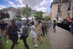 Midsommar 2019 à l'Institut Suédois (The Multilayered European) Tags: red tradition traditions suèdeenfrance suède svenska danse saintjean midsommar paris france