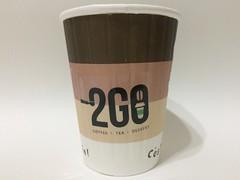 2GO COFFEE C'est la vie! (Majiscup Paper Cup Museum 紙コップ淡々記録) Tags: papercup 2go coffee c'est la vie xizhi new taipei city 遠東世界中心 far east world center oriental science park 東方科學園區