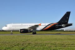G-POWK A320-233  Titan Airways (n707pm) Tags: gpowk a320 airbus 320 320233 airport airplane airline aircraft dub ireland eidw collinstown titan titanairlines tvf68dv 21062019 dublinairport cn4701