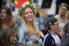 Midsommar 2019 à l'Institut Suédois (The Multilayered European) Tags: tradition traditions suèdeenfrance suède svenska danse saintjean midsommar paris france