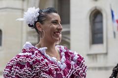 Ah! (Xtian du Gard) Tags: xtiandugard nîmes portrait femme woman streetview gard france tradition humour emotions