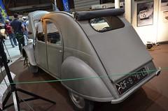 "Citroën 2CV Type A ""Lucette"" 1951. Châssis 8604 (benoits15) Tags: citroën 2cv french car avignon motor festival"