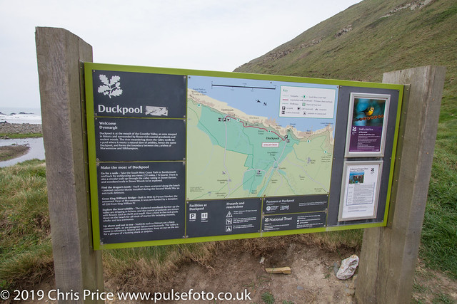 Duckpool, Cornwall