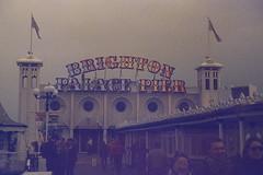 Brighton Palace Pier (andy broomfield) Tags: film filmisnotdead filmphotography 35mm dubblefilm colourfilm c41 dubblefilmapollo brighton brightonhove pier brightonpier brightonpalacepier
