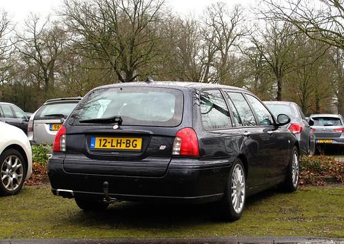 2003 MG ZT-T 180 2.5 V6 Automatic