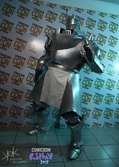 ComicdomCon Athens 2019 Cosplay Contest: Alphonse | Full Metal Alchemist (SpirosK photography) Tags: comicdomcon comicdomcon2019 comicdomconathens2019 cosplay contest comicdom athens greece hau cosplaycontest prejudging portrait studio photoshoot fullmetalalchemist alphonse anime manga