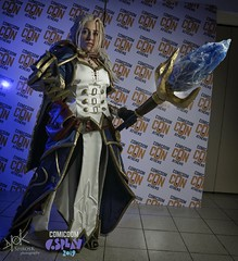 ComicdomCon Athens 2019 Cosplay Contest: Jaina Proudmoore | World of warcraft (SpirosK photography) Tags: comicdomcon comicdomcon2019 comicdomconathens2019 cosplay contest comicdom athens greece hau cosplaycontest prejudging portrait studio photoshoot jainaproudmoore worldofwarcraft warcraft jaina game videogame videogamecharacter