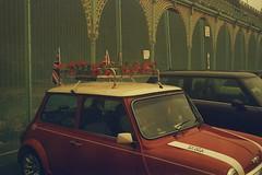Mini Run Brighton (andy broomfield) Tags: film filmisnotdead filmphotography 35mm dubblefilm colourfilm c41 dubblefilmapollo brighton brightonhove minirun mini londontobrighton