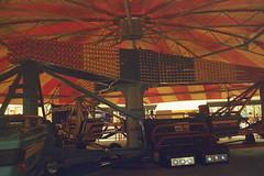 Brighton Palace Pier (andy broomfield) Tags: film filmisnotdead filmphotography 35mm dubblefilm colourfilm c41 dubblefilmapollo brighton brightonhove pier brightonpier brightonpalacepier ride fairgroundride funfairride