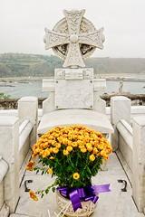 Cementerio Parroquial de Luarca (jrusca) Tags: luarca asturias españa spain cantábrico costa cementerio tumbas camposanto concejodevaldés principadodeasturias atalaya carlzeissvariosonnartdt1680f3545za