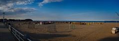 Pano Beach | 16. Juni 2019 | Travemünde - Schleswig-Holstein - Deutschland (torstenbehrens) Tags: pano beach | 16 juni 2019 travemünde schleswigholstein deutschland olympus penf m17mm f18 merge panoramas on1 photo raw 2018