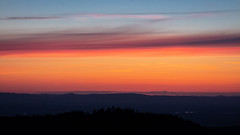 Layered Sunset (Markus Semmler) Tags: sunset sundown colors colorful coloured colored multicolored layer layers layered horizon clouds