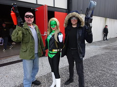 Green Lantern Black Canary (Sconderson Cosplay) Tags: supanova sydney 2019 cosplay showgroung flash heat wave mick rory captain cold leonard snart cw arrowverse dc comics dceased 2 green lantern black canary dinah lance