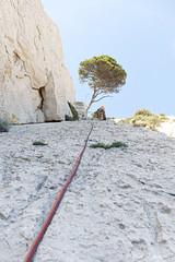 Voie du Guiem (Lumières Alpines) Tags: didier bonfils goodson goodson73 dgoodson lumieres alpines montagne mountain europa outside france mer calanques cassis escalade voie du guem en vau