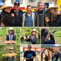 WHAT A BIRTHDAY!!! 👊💥👊 ❤️👈 Fly fishing, horseback ridding, skeet shooting, and evening bowling!! 😜 THANK YOU GOD for all my blessings, a wonderful life & family, and so many amazing frien (RealAlanTaylor) Tags: ifttt facebook 2019