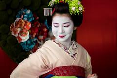 Portrait (walkkyoto) Tags: 祇園甲部 gionkobu 舞妓 maiko 芸妓 geiko 京都 kyoto 日本 japan nokton50mmf11