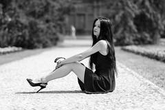 Patrycja (bartlomiej.chodyna) Tags: portrait posing model walk girl woman beauty spring morning photo photosession photography ciechocinek nikon tamron fashion face hair shadow light