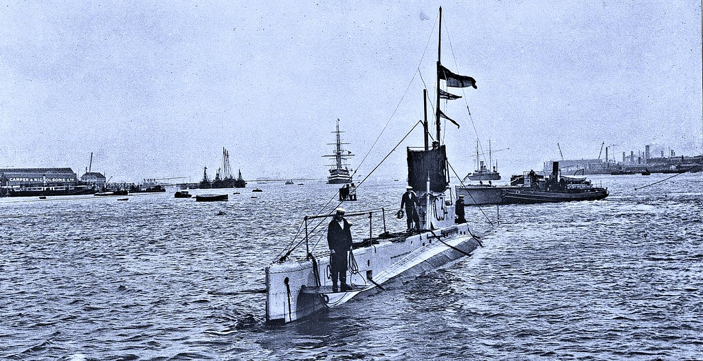 The World's Best Photos of submarine and ww1 - Flickr Hive Mind
