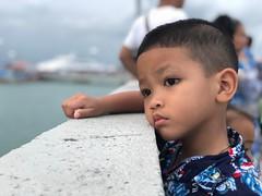 my nephew (ChalidaTour) Tags: thailand thai asia asian boy child kid nephew family cute handsome dreaming happyplanet asiafavorites