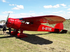 Photo of G-BTDE Cessna C.165