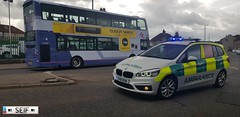 BMW 2 series Touring Blantyre Scotland 2019 (seifracing) Tags: bmw 2 series touring blantyre scotland 2019 scottish ambulance services rapid response vehicle armed seifracing spotting security emergency europe ecosse rescue recovery transport traffic strathclyde seif event vehicles voiture police urgence