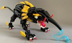 Kuro Baku (Bodhi Poharu) Tags: bionicle lego moc yokai biocup2019 legomoc legophotography