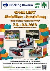 Bricking Bavaria 2019 Flyer (-Nightfall-) Tags: lego brickingbavaria bb 2019